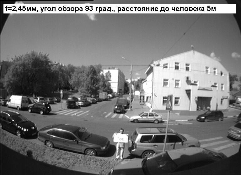 Выбор камеры видеонаблюдения