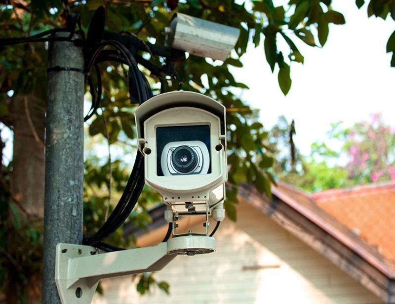 Аналоговые системы видеонаблюдения
