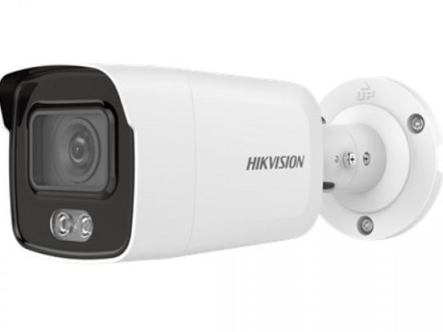 п цилиндрическая IP-камера с фиксированным объективом DS-2CD2027G1-L