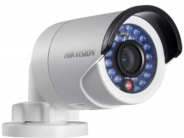 2 Мп уличная цилиндрическая IP-камера с ИК-подсветкой до 30 м DS-2CD2022WD-I