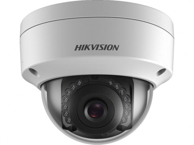 4 Мп купольная IP-камера с фиксированным объективом и ИК-подсветкой до 30 м DS-2CD2143G0-IU