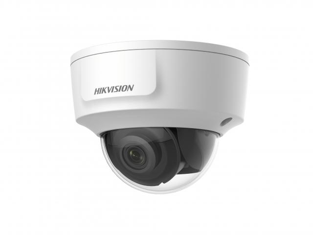 8 Мп уличная купольная IP-камера с ИК-подсветкой до 30 м HIKVISION DS-2CD2185G0-IMS