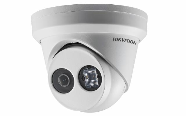 6Мп уличная купольная IP-камера с EXIR-подсветкой до 30м HIKVISION DS-2CD2363G0-I