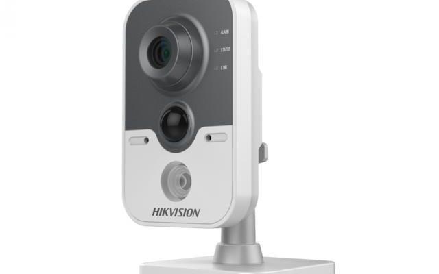 2Мп компактная IP-камера с W-Fi и ИК-подсветкой до 10м HIKVISION DS-2CD2422FWD-IW