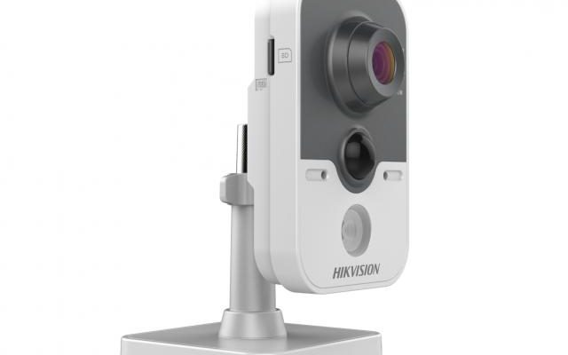 4Мп компактная IP-камера с W-Fi и ИК-подсветкой до 10м HIKVISION DS-2CD2442FWD-IW