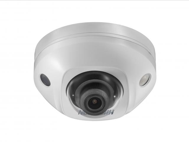 4Мп уличная компактная IP-камера с EXIR-подсветкой до 10м HIKVISION DS-2CD2543G0-IS