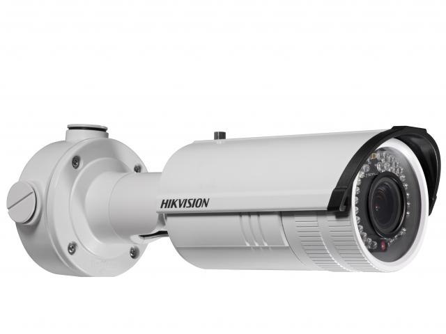 2Мп уличная цилиндрическая IP-камера с ИК-подсветкой до 30м HIKVISION DS-2CD2622FWD-IS