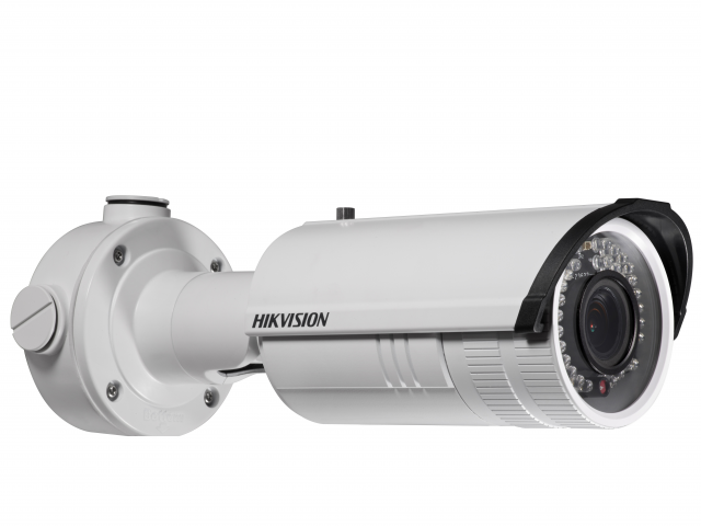 4Мп уличная цилиндрическая IP-камера с ИК-подсветкой до 30м HIKVISION DS-2CD2642FWD-IS