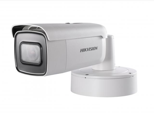 6Мп вариофокальная цилиндрическая IP-камера с EXIR-подсветкой до 50м HIKVISION DS-2CD2663G0-IZS