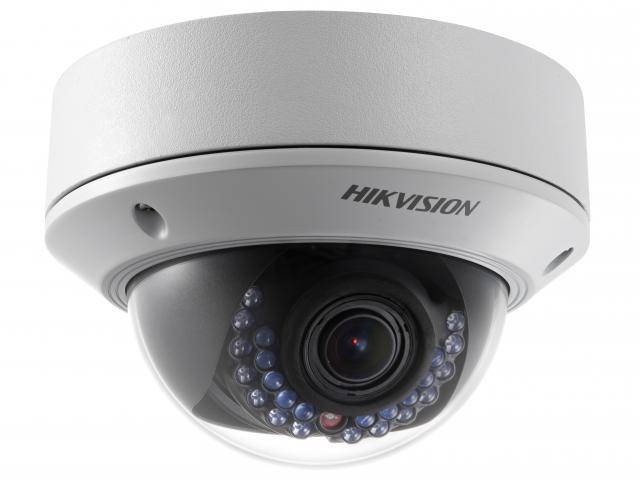 2Мп уличная купольная IP-камера с ИК-подсветкой до 30м HIKVISION DS-2CD2722FWD-IS
