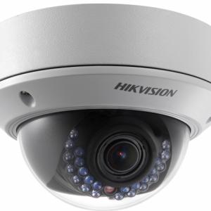 4Мп уличная купольная IP-камера с ИК-подсветкой до 30м HIKVISION DS-2CD2742FWD-IZS