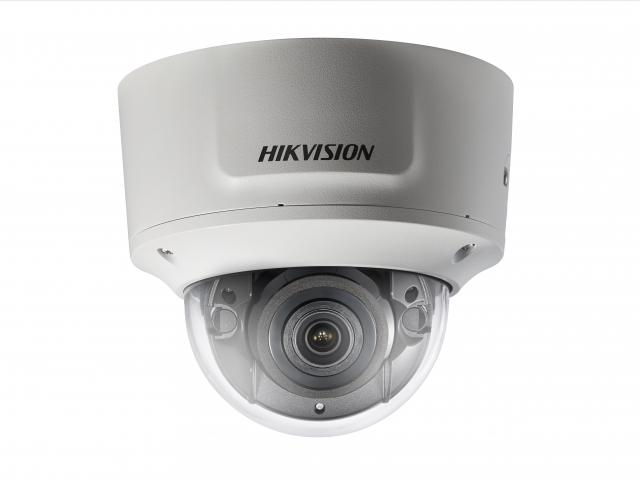 4Мп уличная купольная IP-камера с ИК-подсветкой до 30м HIKVISION DS-2CD2743G0-IZS