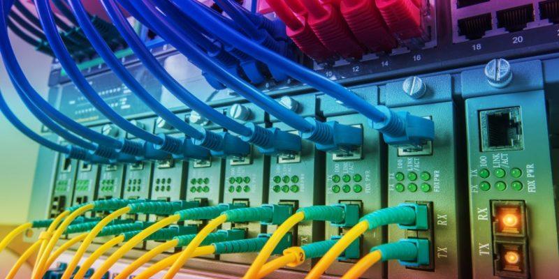 Структурная прокладка кабелей